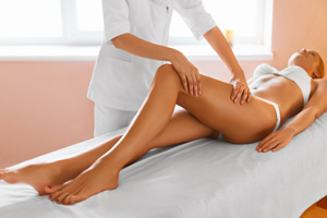 Lymphatic Cellulite Massage